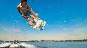 adventure sports wake boarding