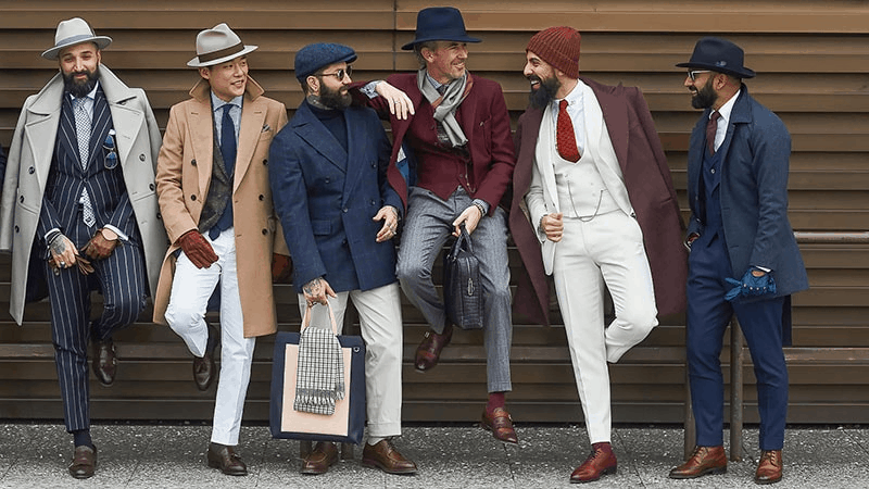 uk fashion trend