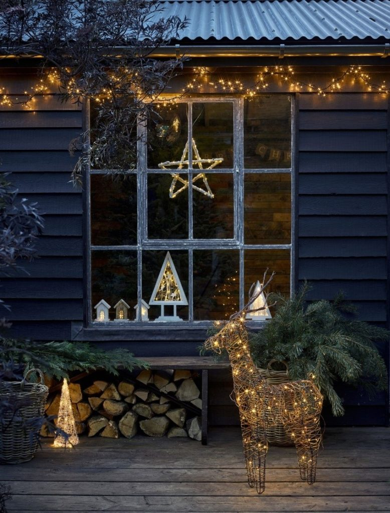 what to prepare for christmas exterior