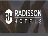 Radisson Hotels screenshot