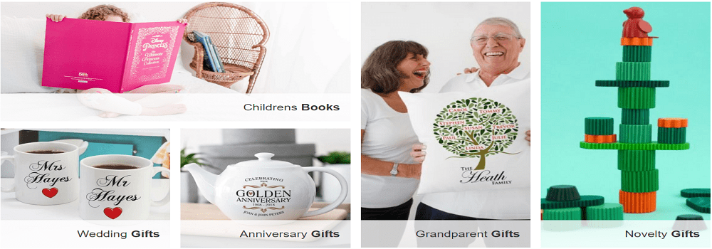 the gift experience promotions